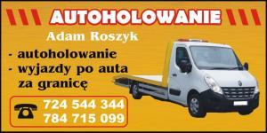 Sprowadzanie aut z zagranicy powiat gryficki A. ROSZYK
