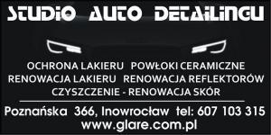 Renowacja reflektorów Inowrocław STUDIO AUTO DETAILINGU