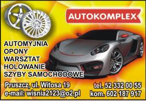 Holowanie pojazdów Kotomierz AUTOKOMPLEX