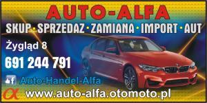 Sprzedaż aut Chełmno AUTO-ALFA
