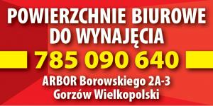 Usługi brokerskie powiat gorzowski ARBOR