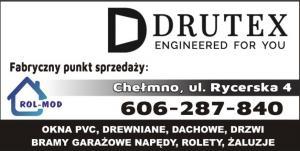 Sprzedaż bram garażowych powiat chełmiński ROL-MOD