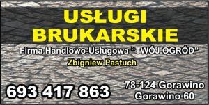 Ukladanie kostki marmurowej powiat kołobrzeski ZBIGNIEW PASTUCH