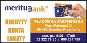 Lokaty bankowe powiat sępoleński MERITUM BANK